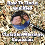 Find Christian Marriage Counseling