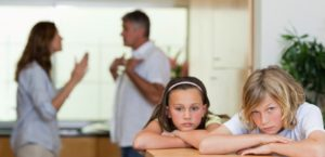 Kids divorce effects