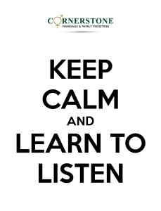 Keep Calm And Listen